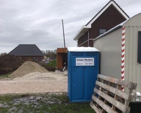 bouwtoilet