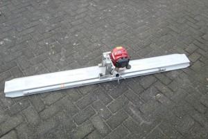Afwerkspaan Honda 1,5 meter