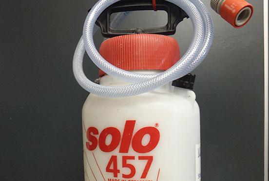 Drukvat 8 liter (water)