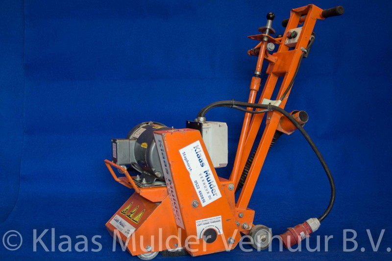 Vloerfrees/betonopruwer 400 volt