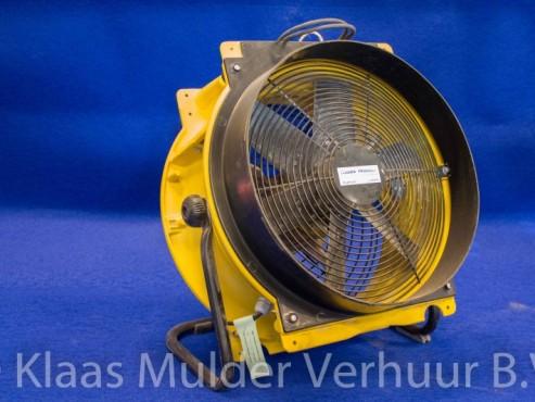 Ventilator axiaal 4500 m3/u