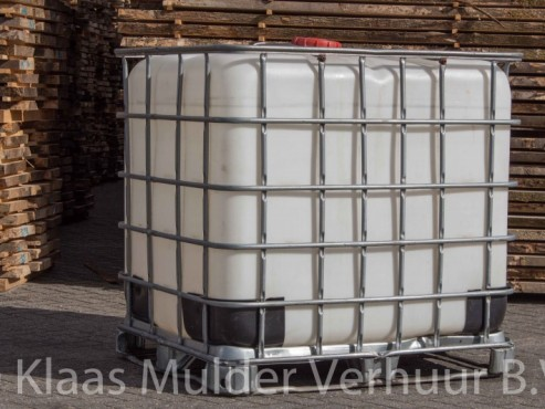 IBC Watertank 1000 liter