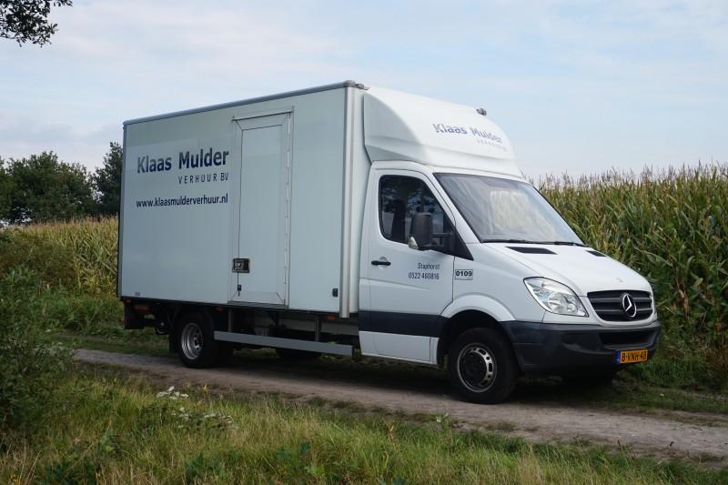 MB Sprinter Bakwagen, Bakauto, kleine vrachtauto