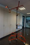 Plafondplaten lift